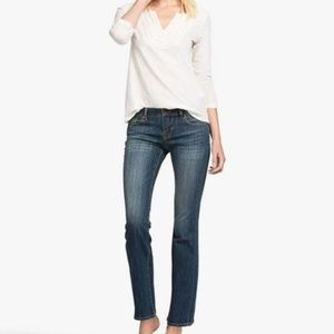 Lucky Brand Sweet N Low Boot Jeans Women